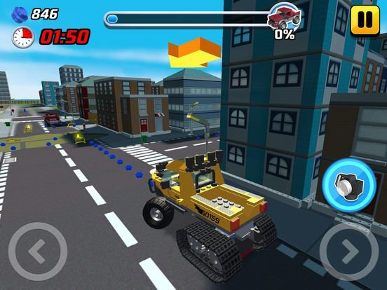 LEGO City game screenshot