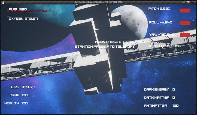 Infinitum screenshot