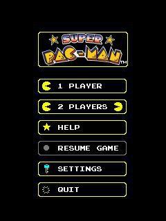 Super Pac-Man screenshot
