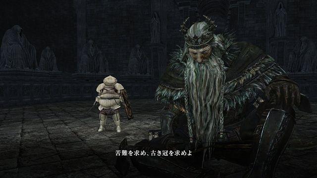 Dark Souls II: Crown of the Old Iron King screenshot
