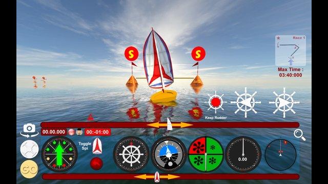 Simple Sailing screenshot