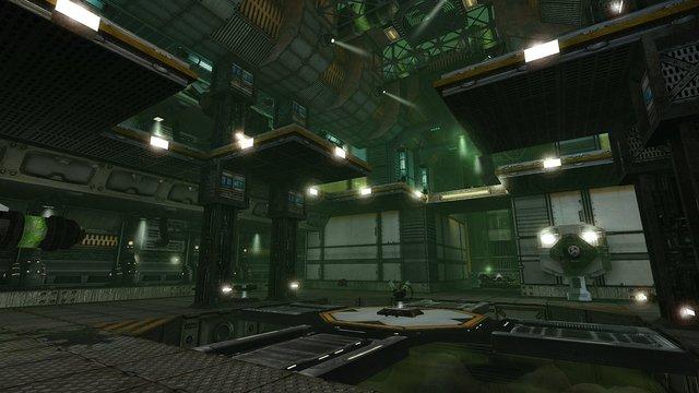 Alien Arena: Warriors Of Mars screenshot