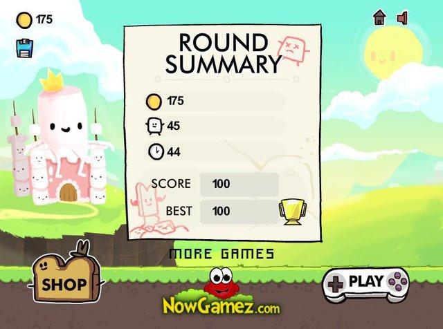 Super Marshmallow Kingdom screenshot