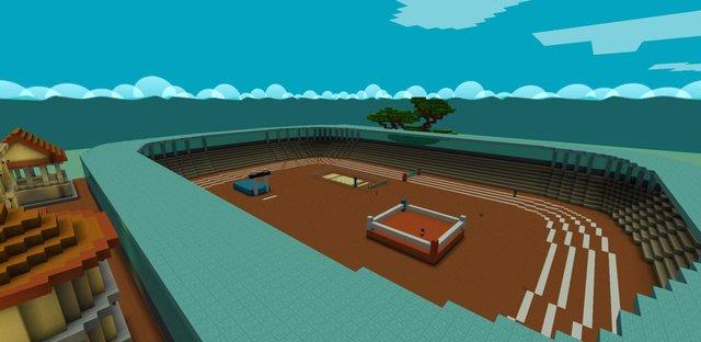 olympic game screenshot