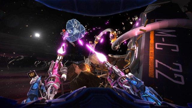Space Junkies - OPEN BETA screenshot