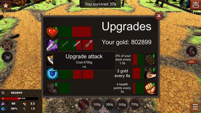 Mankind Defender screenshot