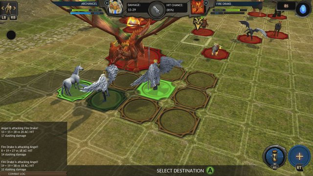 Worlds of Magic: Planar Conquest screenshot