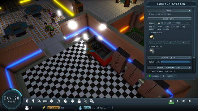 Mercury Fallen screenshot
