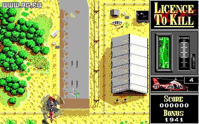 License to Kill screenshot