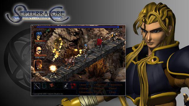 Septerra Core screenshot