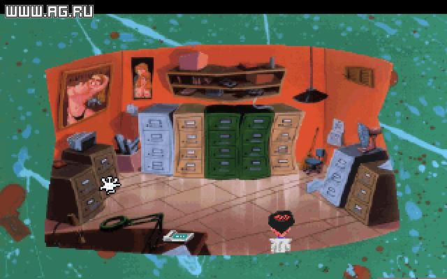 Leisure Suit Larry 5 - Passionate Patti Does a Little Undercover Work screenshot