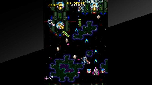 Arcade Archives Armed F screenshot