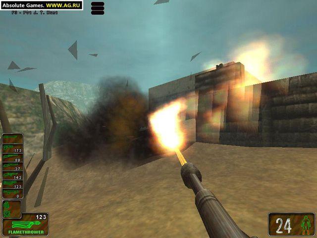 WWII: Iwo Jima screenshot