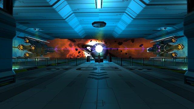 Gravity Core - Braintwisting Space Odyssey screenshot