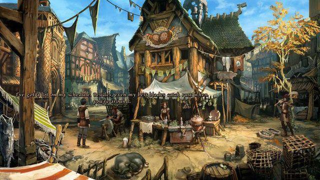 The Dark Eye: Chains of Satinav screenshot