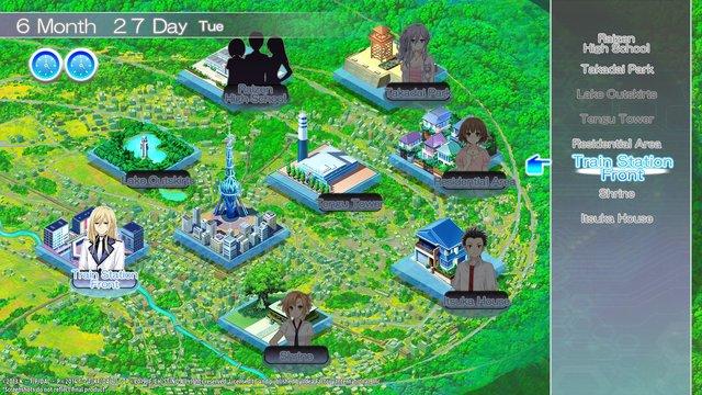 DATE A LIVE: Rio Reincarnation / 約會大作戰 screenshot