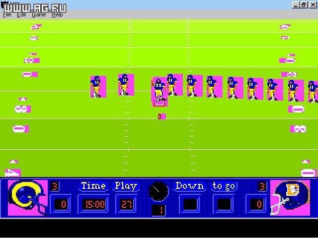 NFL Football screenshot
