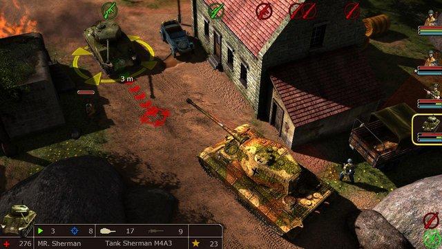 Legends of War: Patton's Campaign screenshot