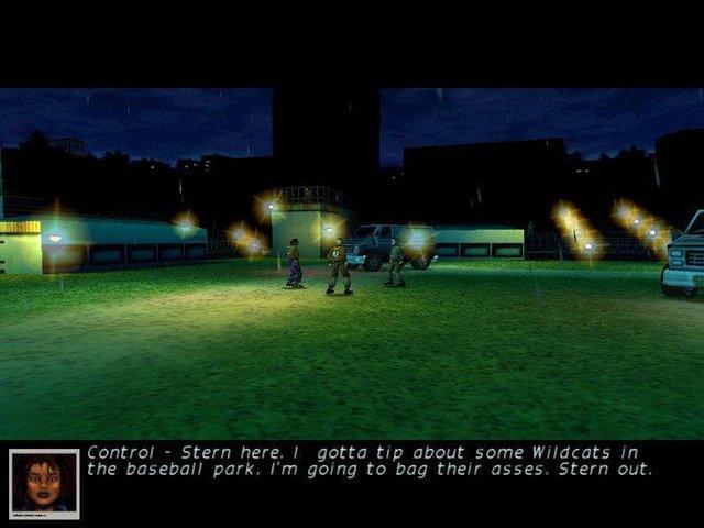 Urban Chaos screenshot