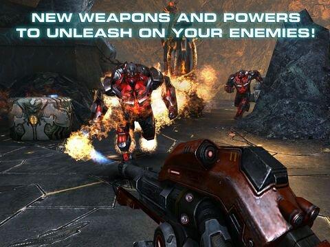 N.O.V.A. 3: Freedom Edition - Near Orbit Vanguard Alliance game screenshot