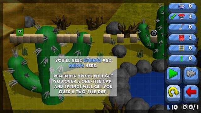 Square Route screenshot