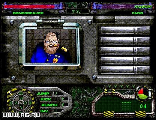 Skullcracker screenshot