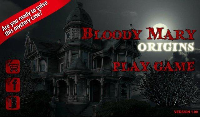 Bloody Mary Origins Adventure DEMO screenshot