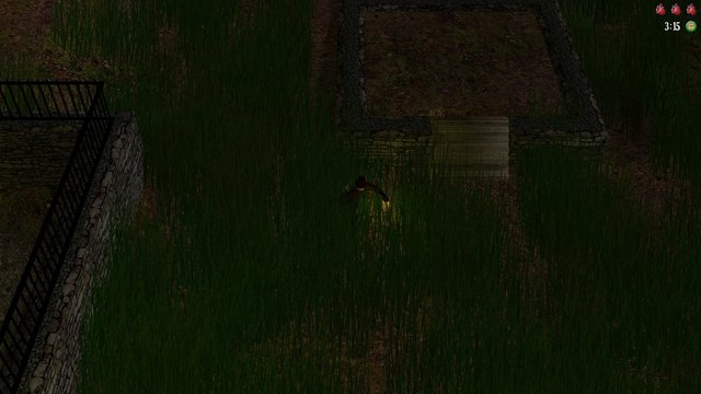 The Grave Digger (itch) screenshot
