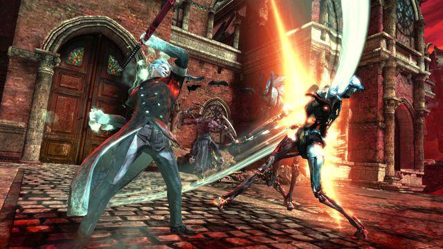 DmC: Devil May Cry - Vergil's Downfall screenshot