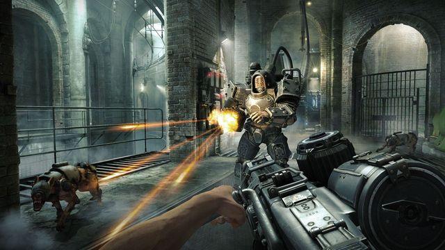 Wolfenstein: The Two-Pack screenshot