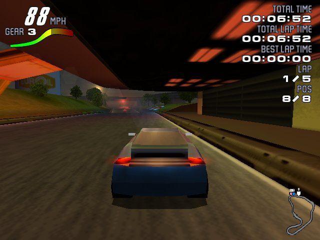 Motorhead (1998) screenshot
