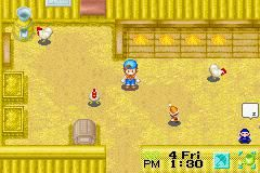Harvest Moon: Friends of Mineral Town (2003) screenshot