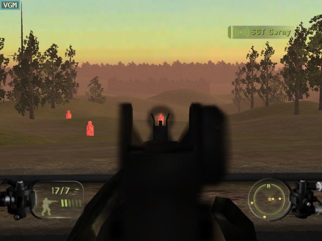 America's Army: Rise of a Soldier screenshot