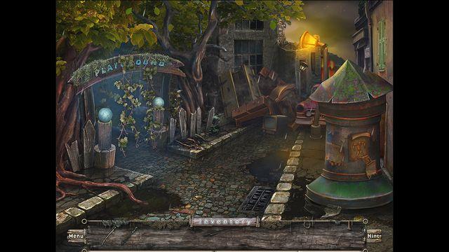Mysterious Oasis screenshot