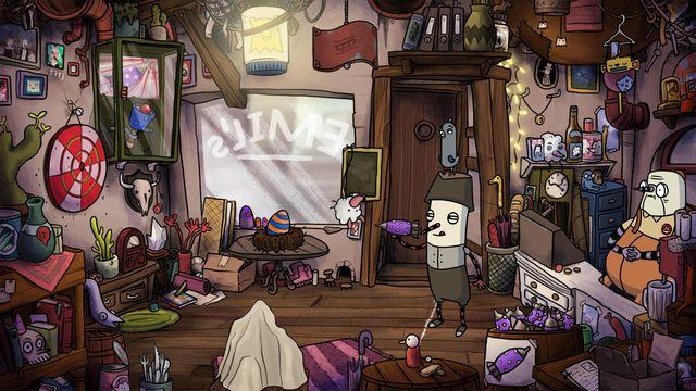 The Inner World: The Last Wind Monk screenshot