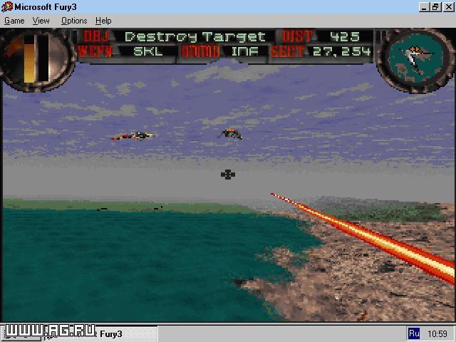 Fury3 screenshot