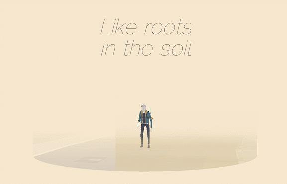 Like roots in the soil screenshot