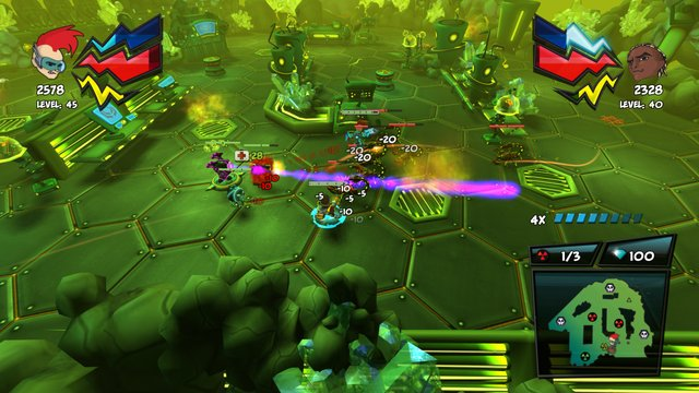 ZAMB! Biomutant Extermination screenshot