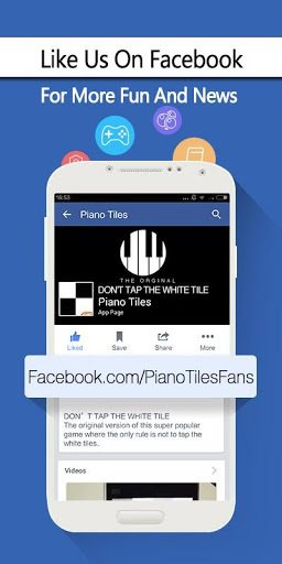 Don't Tap The White Tile screenshot