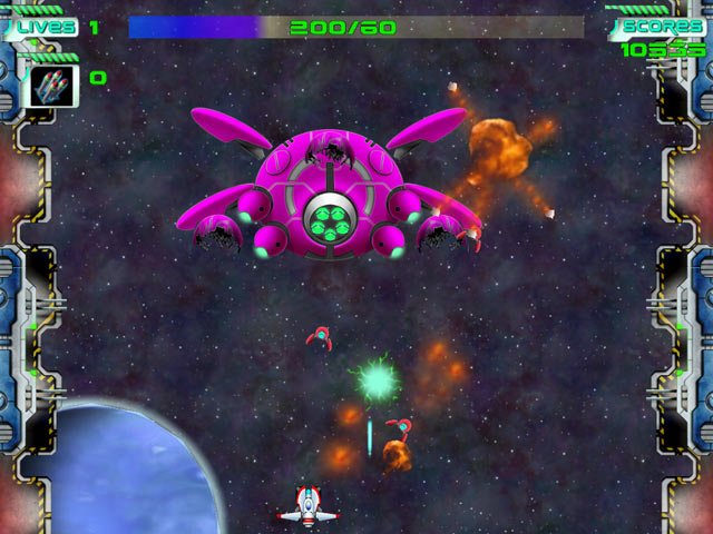 Galaxy Invaders screenshot