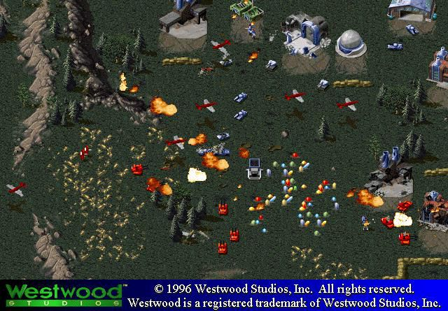 Command & Conquer: Red Alert screenshot