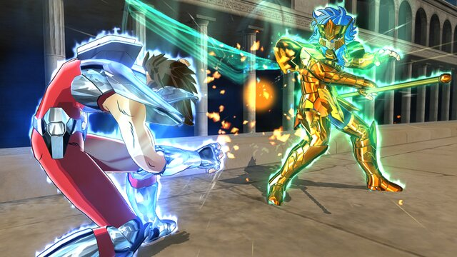 Saint Seiya: Soldiers' Soul screenshot