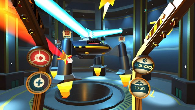 Omega Agent screenshot