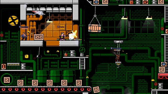 Superfighters Deluxe screenshot