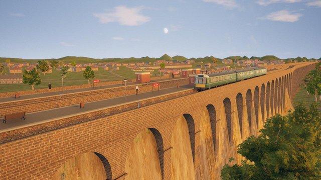 Diesel Railcar Simulator screenshot