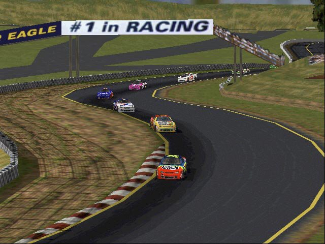 NASCAR Revolution screenshot