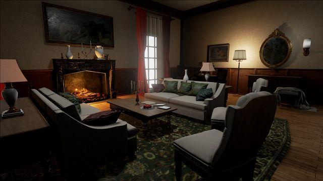 The Apartment screenshot