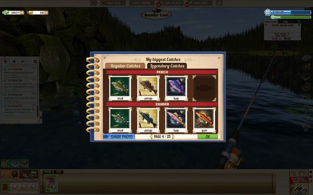 The Fishing Club 3D screenshot