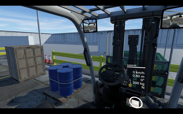 Forklift Simulator 2019 screenshot