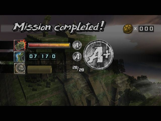 TMNT screenshot